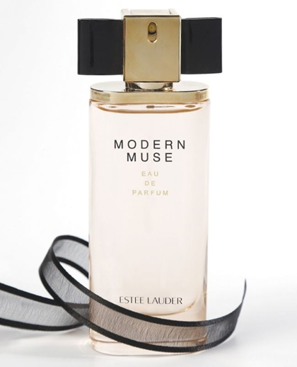 Looking forward to a spritz of Estée Lauder's Modern Muse and, I hope, a surge of creativity. ;)