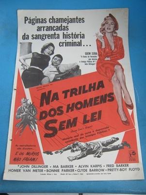 Guns poster Brazil