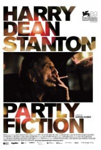 Partly Fiction poster