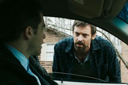 """Jake Gyllenhaal and Hugh Jackman star in """"Prisoners."""""""