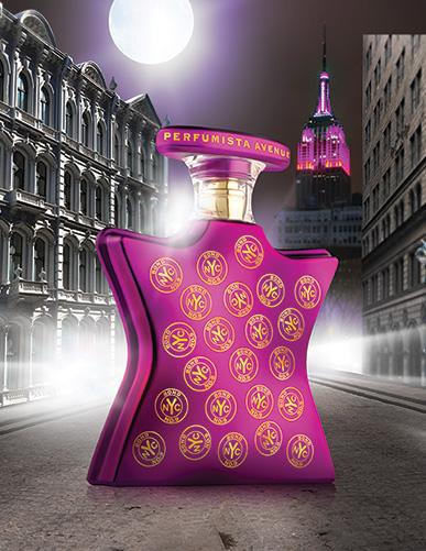 Bond No. 9's latest New York City swoon: Perfumista Avenue.