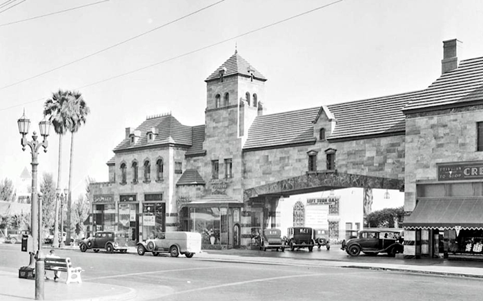 The Sunset Medical Building complex opened its doors in 1931.