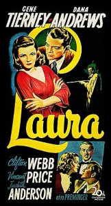Laura 1944 poster