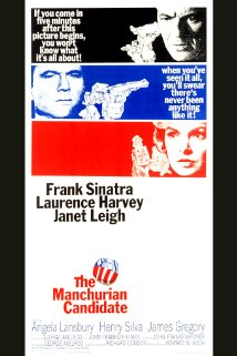 Manchurian Candidate poster