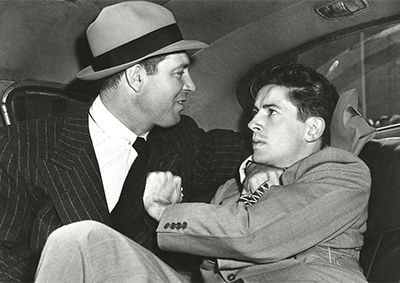 """Side Street,"" starring Farley Granger, plays March 15 at UCLA."