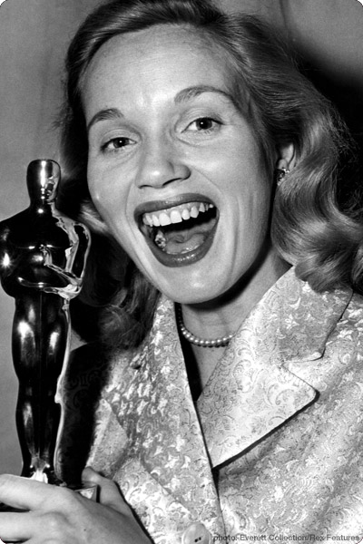 "Eva Marie Saint took home the Best Supporting Actress for  ""On the Waterfront"" from 1954. ""On The Waterfront"" also won Best Picture, Best Actor (Marlon Brando), Black-and-White Art Direction-Set Decoration, (Richard Day), Black-and-White Cinematography (Boris Kaufman), Directing (Elia Kazan), Film Editing (Gene Milford), and Writing – Story and Screenplay (Budd Schulberg)."