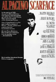 Scarface poster 1983