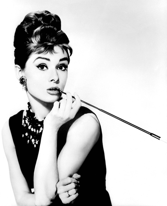 TCM goes all Audrey on Friday and we can't wait!