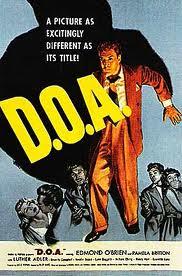 D.O.A poster