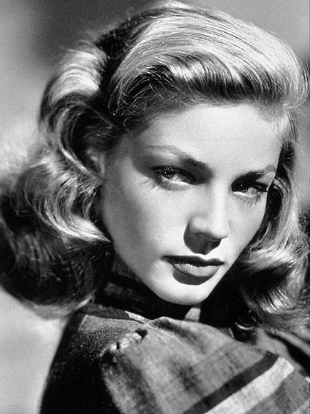 Lauren Bacall was born Betty Joan Perske on Sept. 16, 1924.