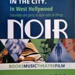 WeHo Reads event flyer