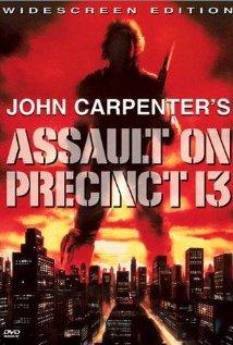 Assault poster