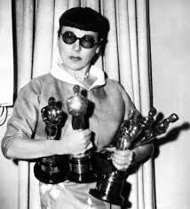 Edith Head won eight Oscars.