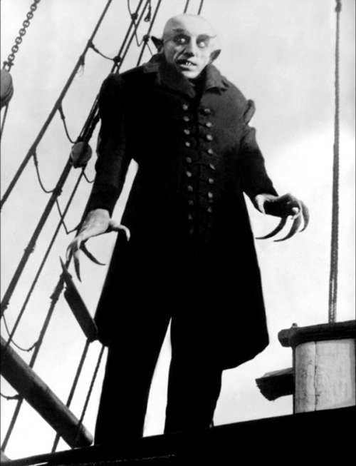"""Nosferatu"" is considered one of the greatest horror movies of all time."