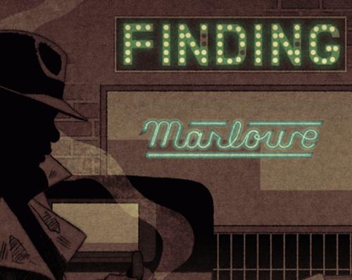 Finding Marlowe LA Times