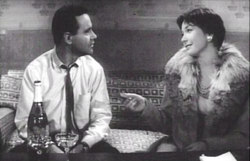 Shirley MacLaine and Jack Lemmon play colleagues who are well versed in the seamier side of Corporate America.