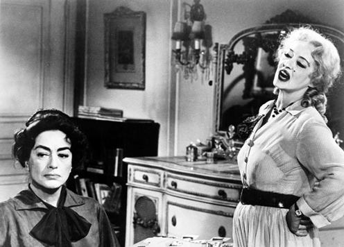 Sisters Blanche (Joan Crawford) and Jane Hudson (Bette Davis) are two retired Golden Age actresses navigating a tormented relationship.