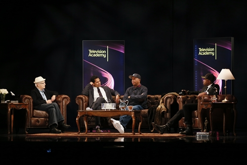 Norman Lear talks with Touré, Russell Simmons and D-Nice.