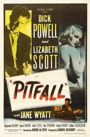 Pitfall poster