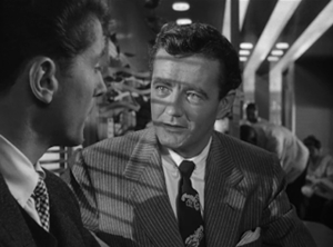 "Robert Walker is hard to top in 1951's ""Strangers on a Train."" So is co-star Farley Granger."