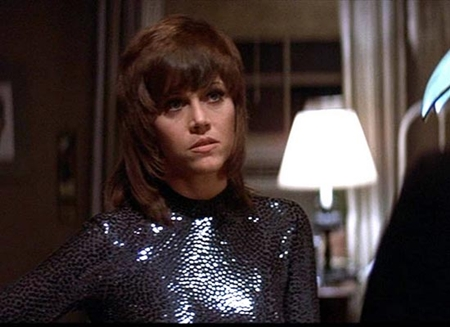 """Jane Fonda won the Best Actress Oscar for her role in """"Klute."""""""