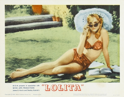 """The film """"Lolita"""" reminded Tara Ison that youth passes quickly."""