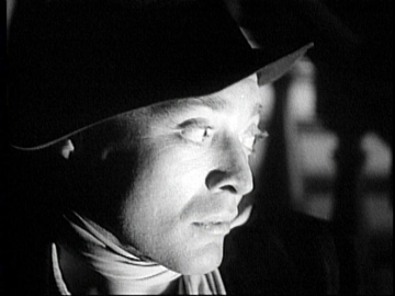"The great Peter Lorre stars in ""Stranger on the Third Floor."""