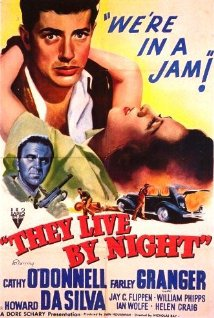 They Live by Night poster