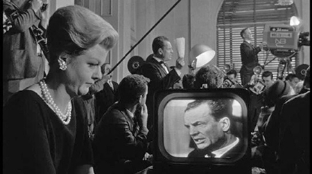 "The hottest film-noir ticket is ""The Manchurian Candidate"" on Friday night. Angela Lansbury will attend the screening."